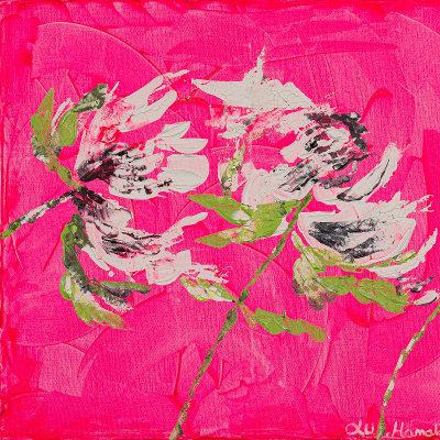 Lucie Hamalainen - Fleurs phosphorescentes